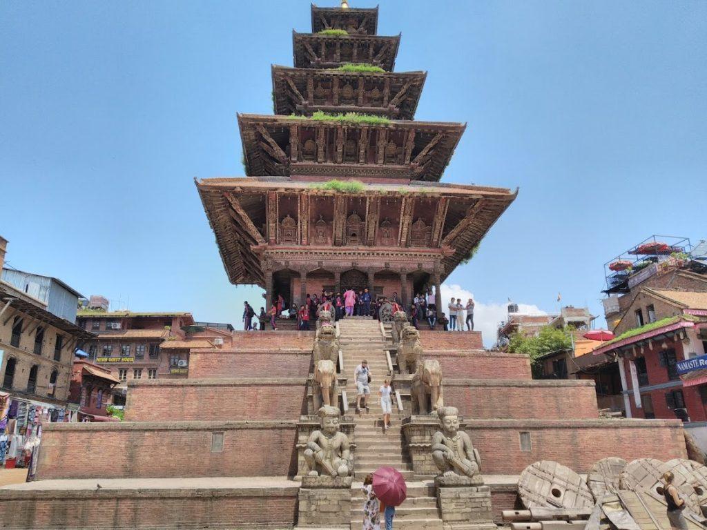 Templo de Bhaktapur