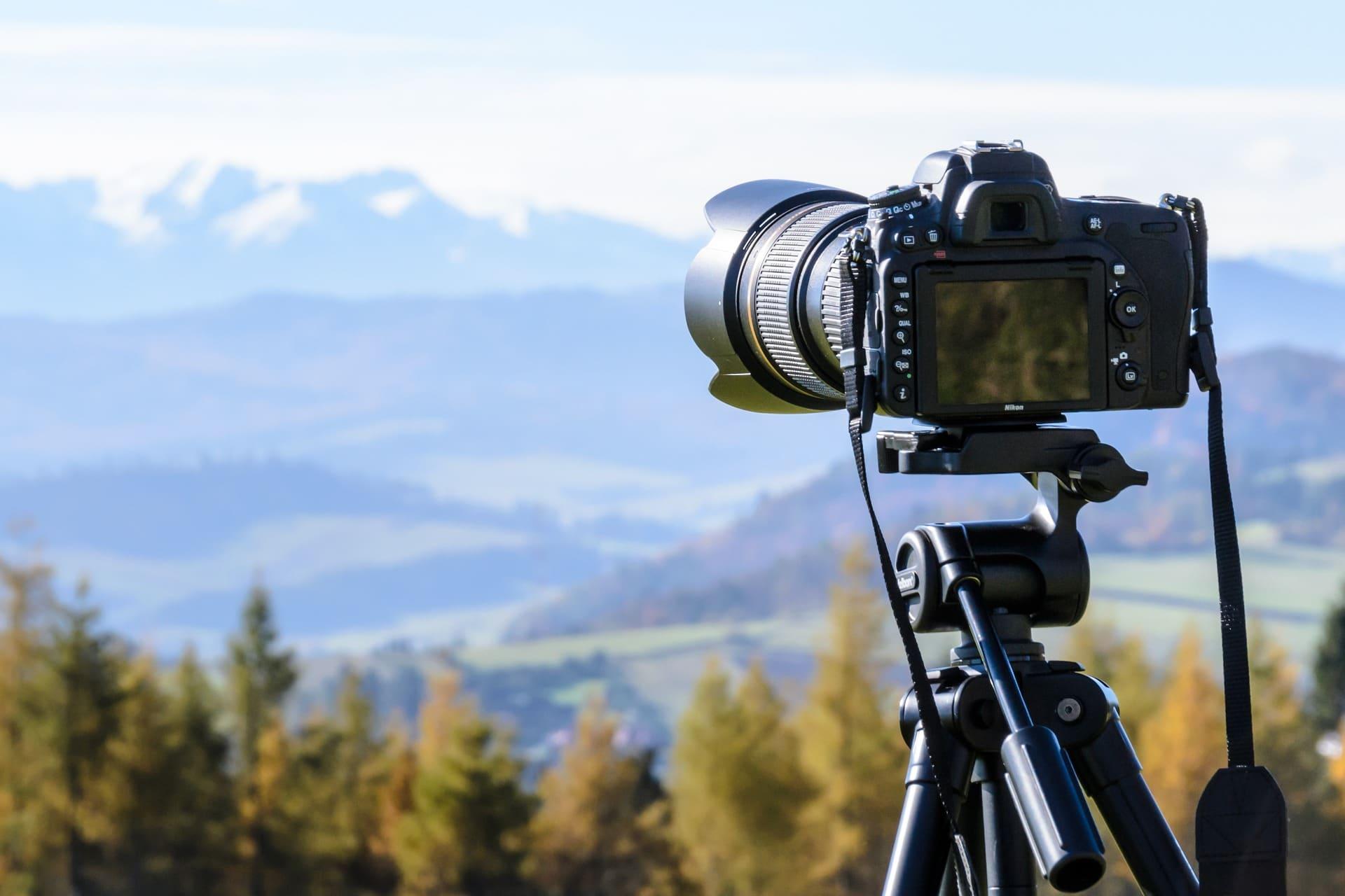 Qué cámara de fotos comprar para viajar
